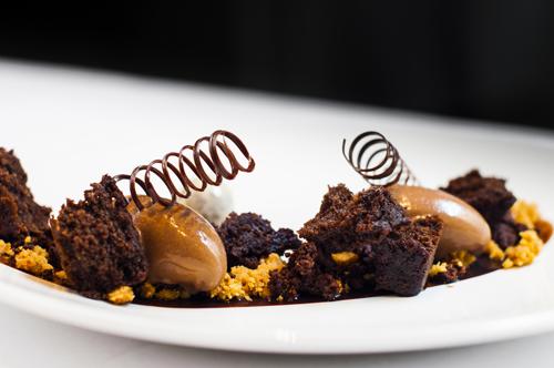 Seducción de chocolate, More