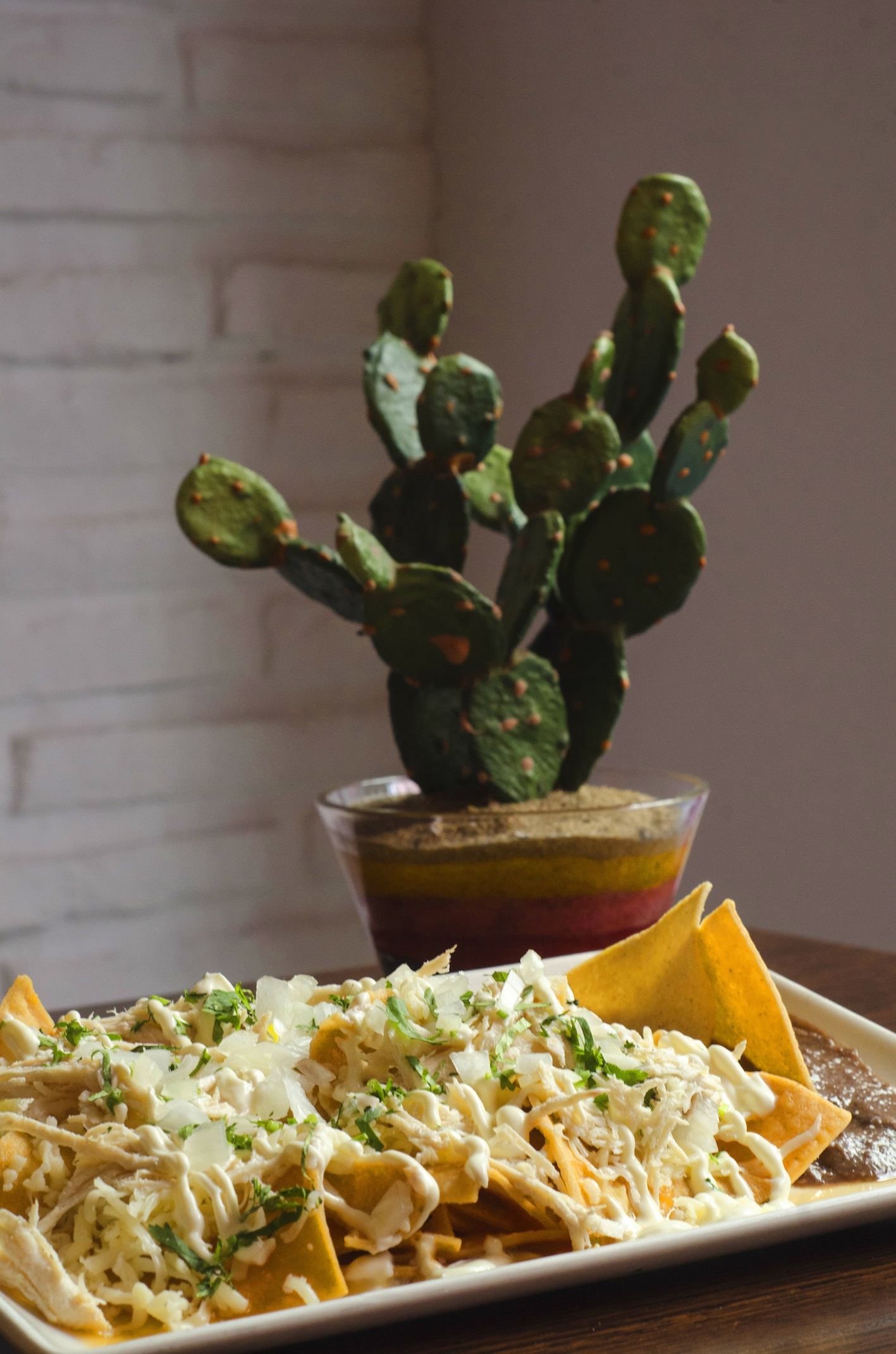 MexBrunch Chilaquiles TEPIC