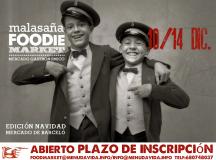 """LLEGA EL """"MALASAÑA FOODIE MARKET"""" AL MERCADO BARCELÓ"""