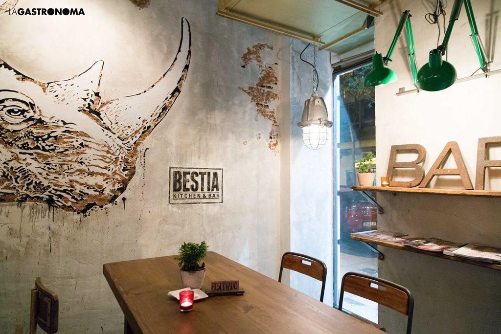 """La """"Bestia"""" de Bestia ©Manuela Henao // www.manuelahenaocomercial.wordpress.com"""