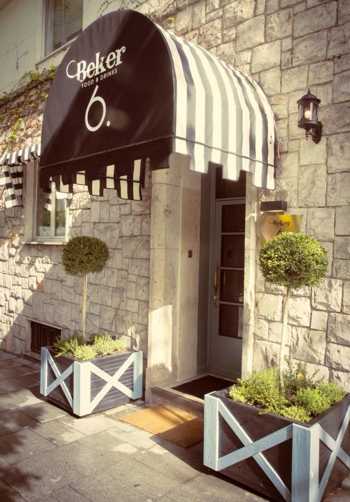 Restaurante Beker6