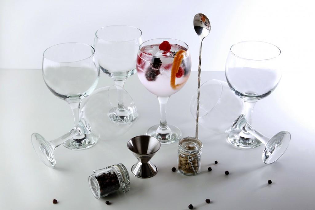 Prepara un gin
