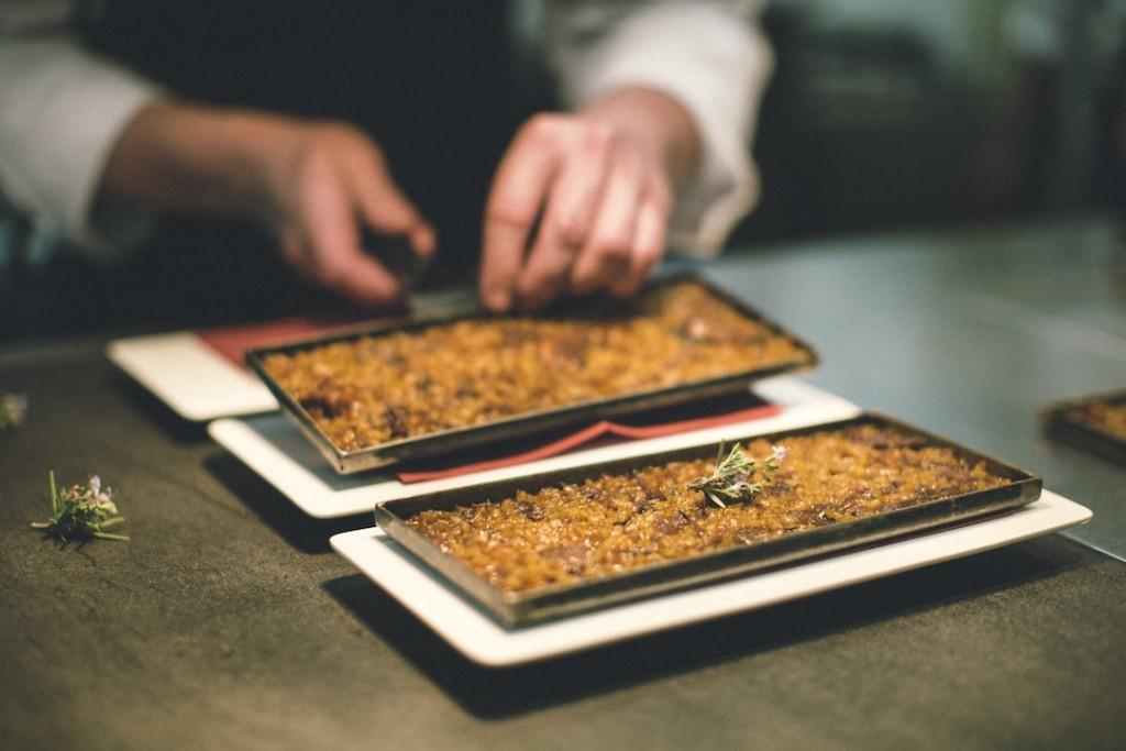 El arroz de L'escaleta, el restaurante mítico de Alicante, llega a Madrid en The Table by