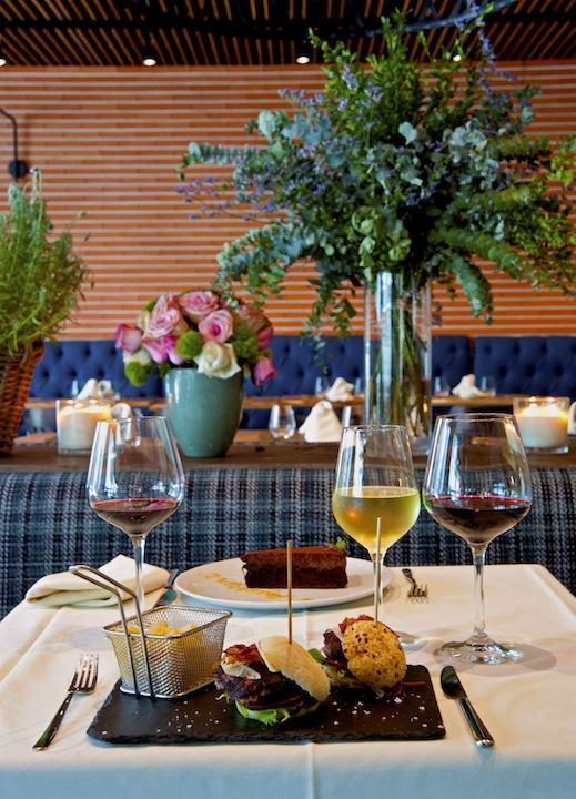 The Garden también dispone de brunch los fines de semana - Aravaca Village Hotel & Market ©LAGASTRONOMA