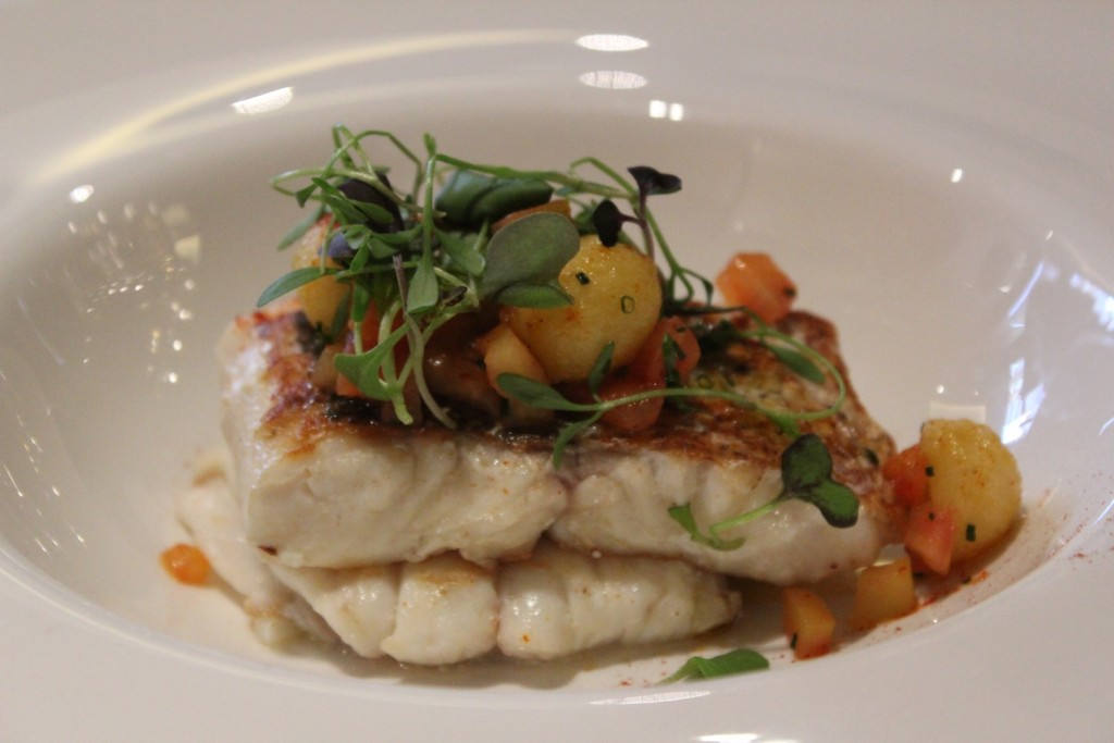 El género que recibe Piñera es de primera calidad, como la merluza, fresca y tremendamente  sabrosa ©LAGASTRONOMA