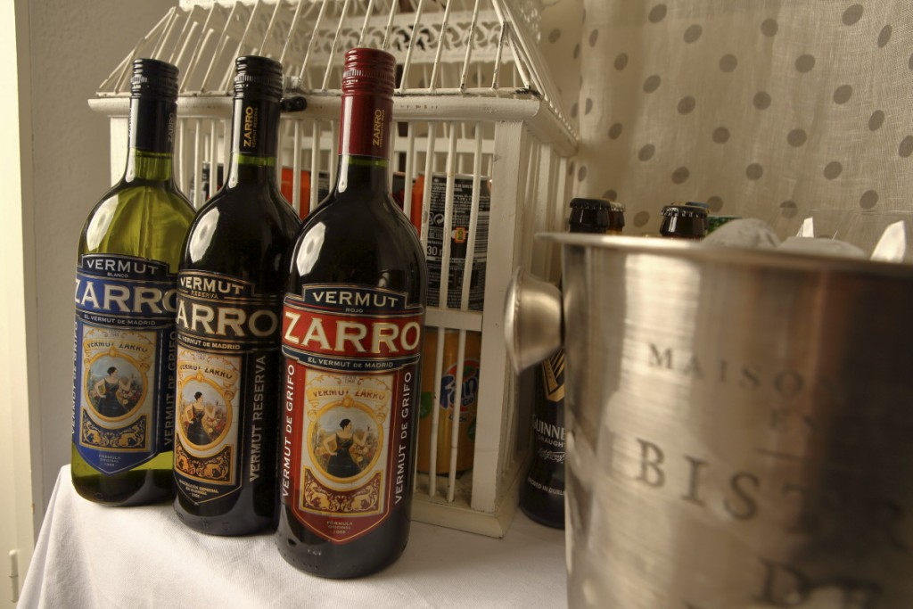 Zarrro es el único vermut hecho con vino de Madrid