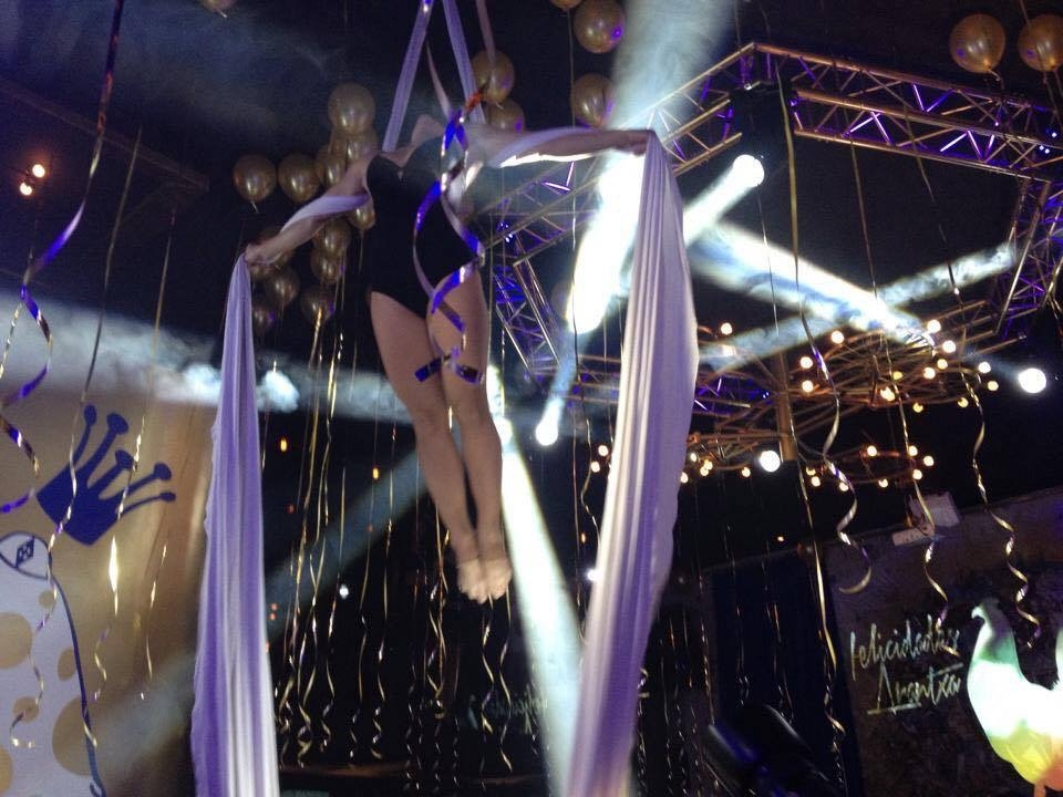 Llega el circo a Madrid con Zoé Inusual Club
