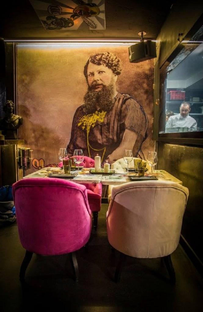 Zoé Inusual Club ofrece diferentes ambientes en sus tres plantas