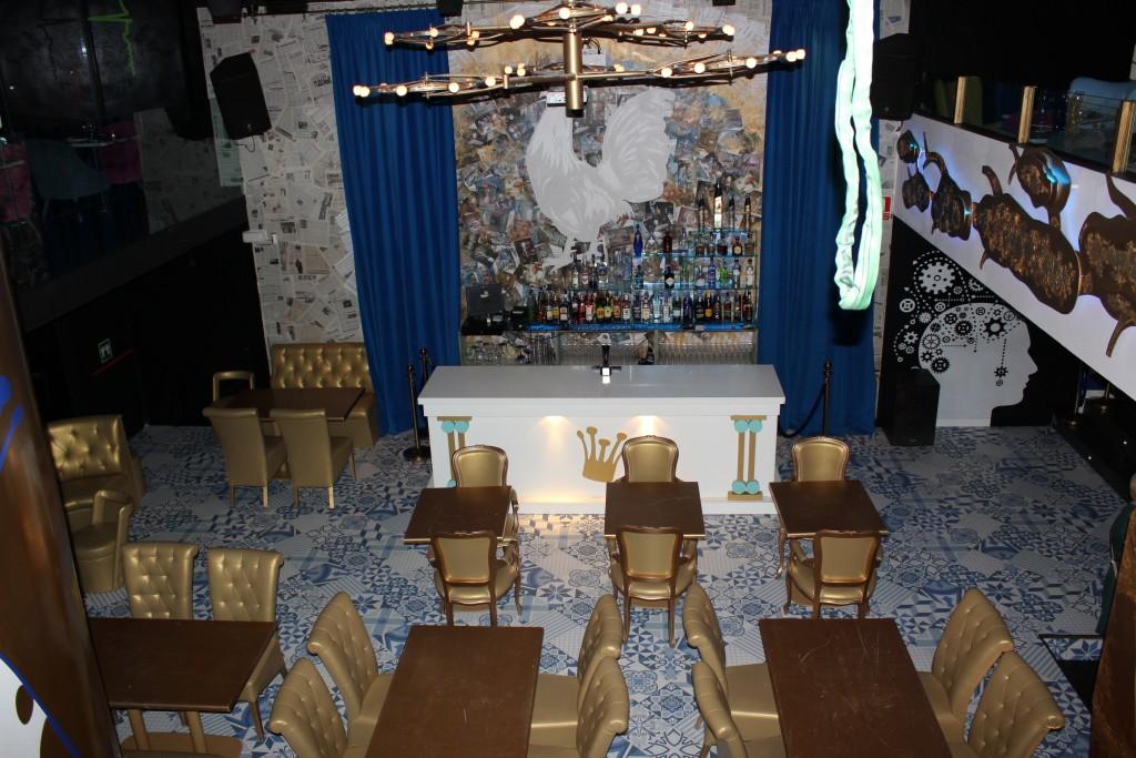 Zoé Inusual Club se transforma en discoteca pasada la media noche