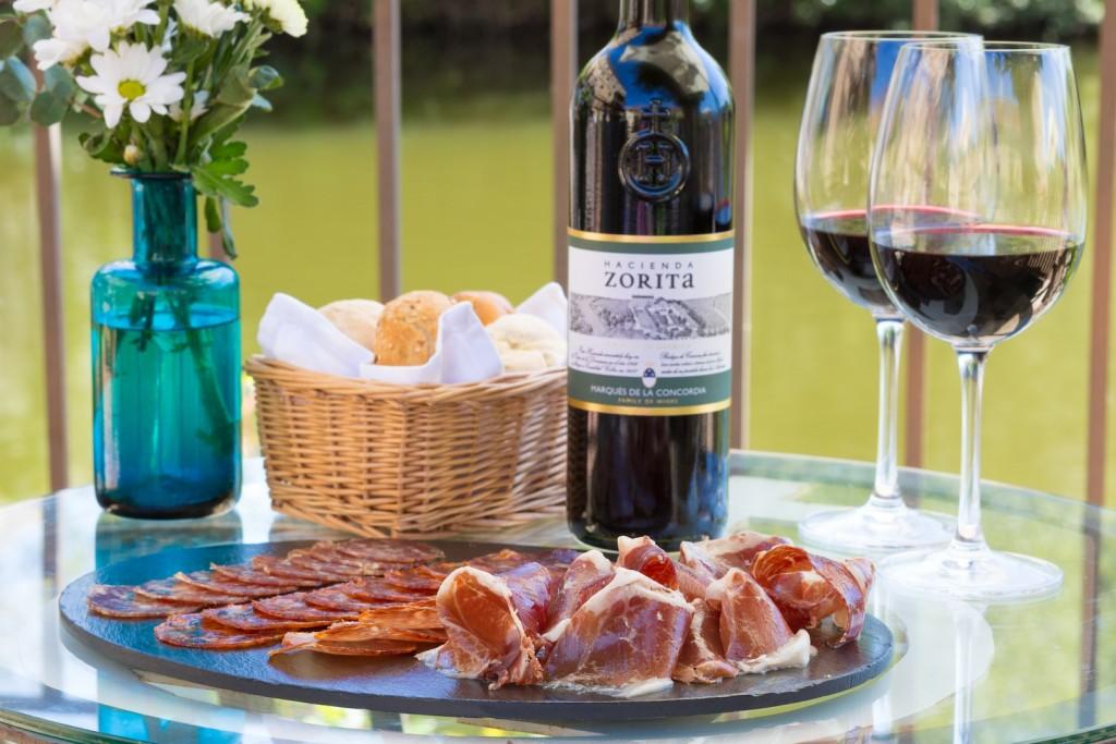 Los productos de Hacienda Zorita se pueden encontrar en algunos espacios gourmet así como en su Warehouse de Madrid