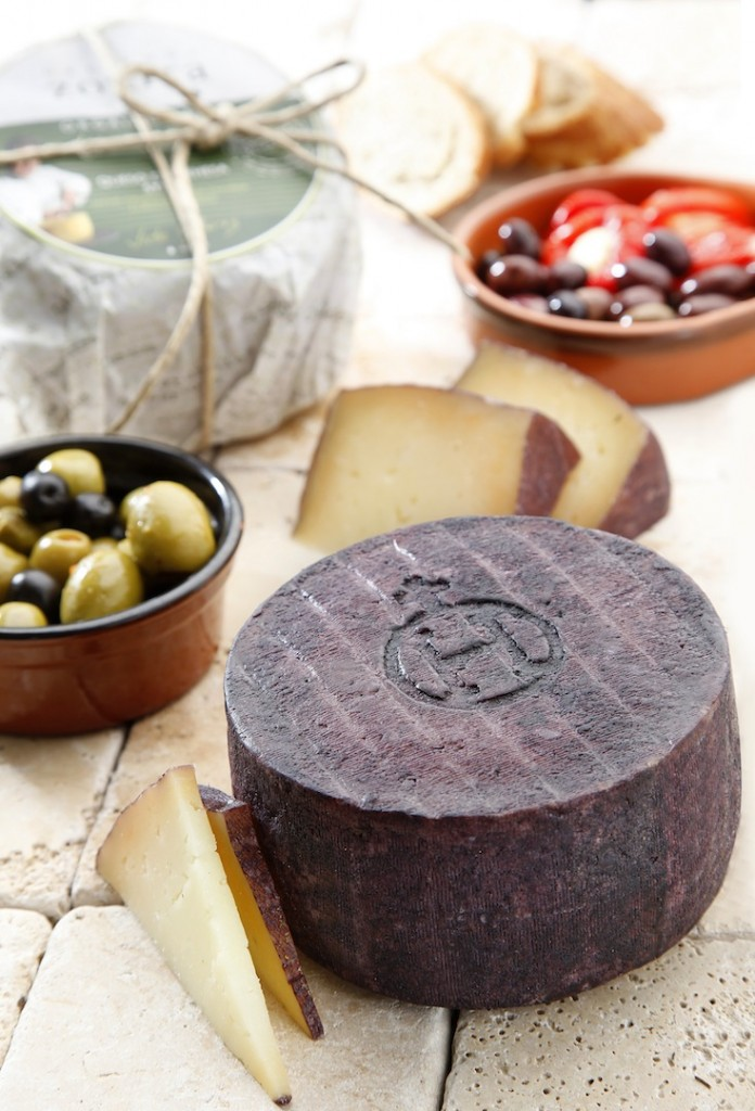 La joya de Hacienda Zorita, sus quesos