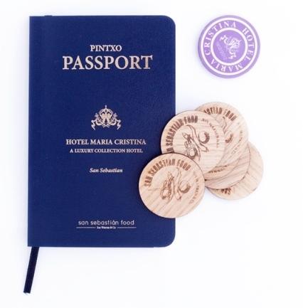 El Pasaporte de Pintxos, una iniciativa innovadora del hotel María Cristina
