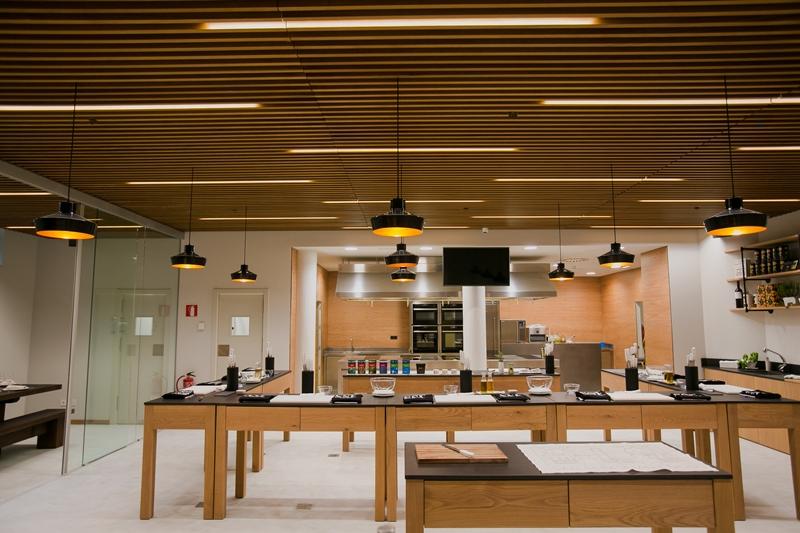 El hotel María Cristina también propone clases de cocina de varias temáticas distintas