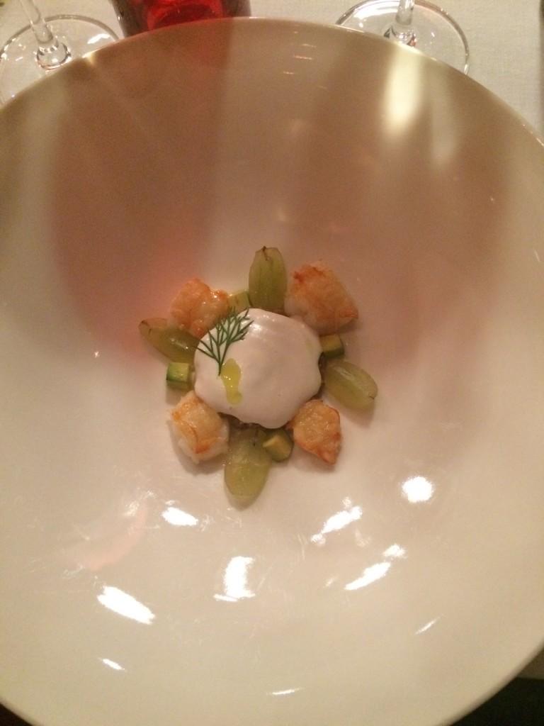 Las Semillas. Restaurante Gastronómico Marqués de Riscal. ©LAGASTRÓNOMA