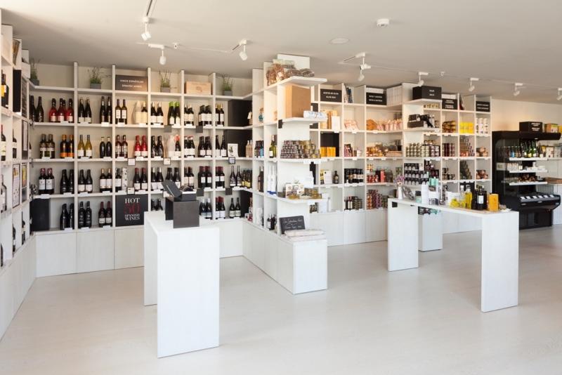 """No es una tienda gourmet, es """"LA"""" tienda gourmet de San Sebastián"""