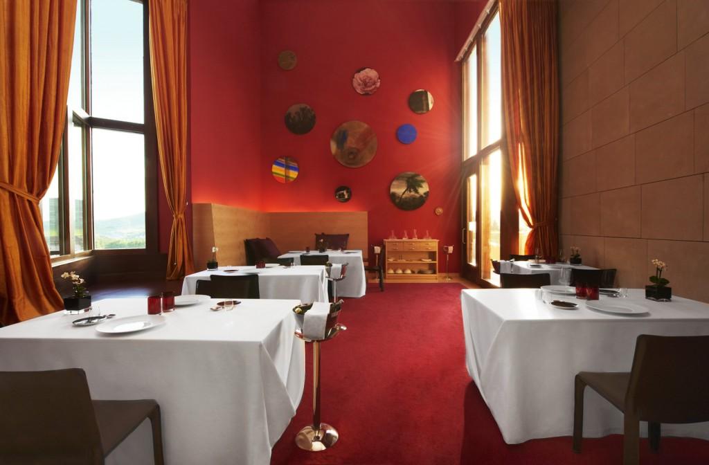 Restaurante Gastronómico Marqués de Riscal. ©LAGASTRÓNOMA