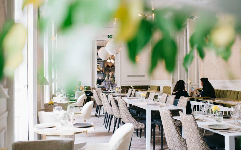 Restaurante El Imparcial. ®Lucía M Photography