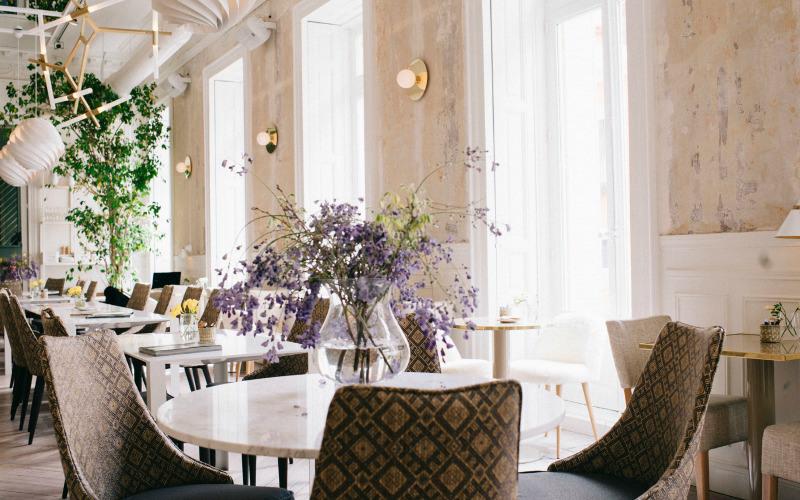 Comedor. Restaurante El Imparcial. ®Lucía M Photography