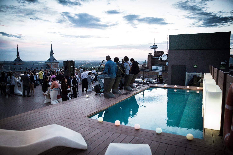 Las 5 Nuevas Terrazas De Hoteles En Madrid Lagastronoma Com
