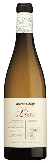 Martín Códax Lías, un vino fruto de la tecnología aplicada en la finca Pé Redondo de investigación y desarrollo de las Bodegas