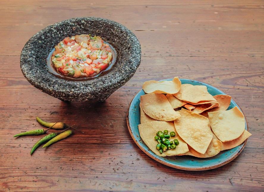 El ceviche de pescado es otro de los platos recomendados en Tepic