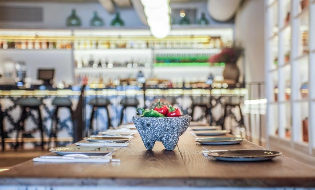 La carta del nuevo restaurante Tepic incluye propuestas innovadoras
