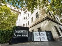 Arzábal desembarca en el Museo Reina Sofía