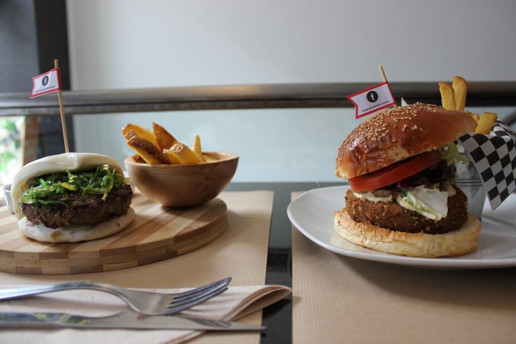 Deliciosas las hamburguesas de la H ES MUDA ©LAGASTRÓNOMA