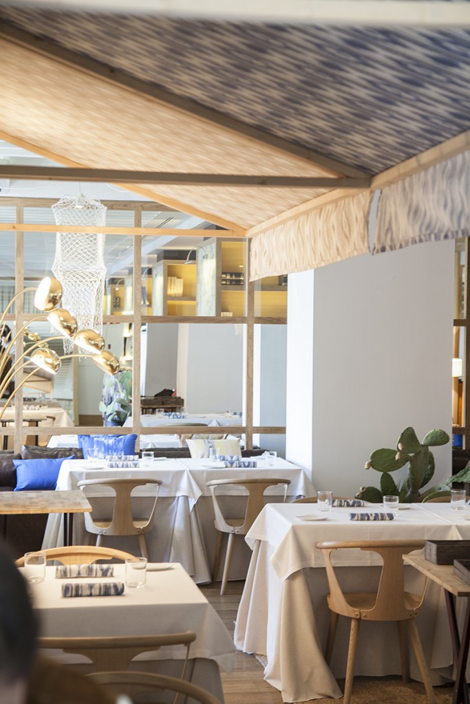 "El comedor de The Table by ha sido ""transformado"" y respira Mallorca"