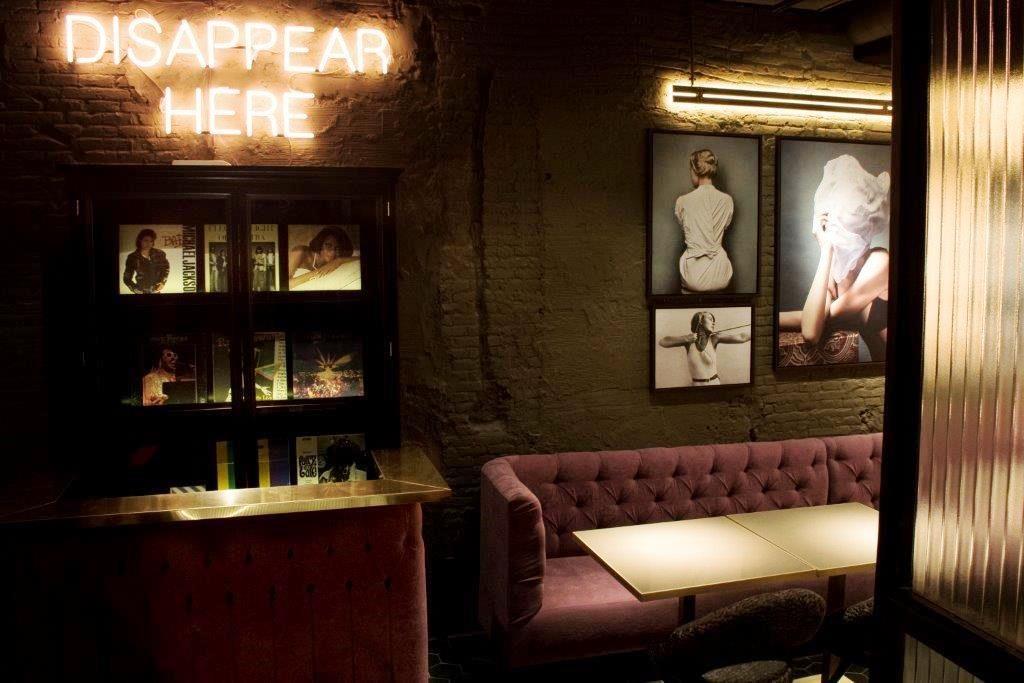 El Anónimo Club recuerda a los bares clandestinos de los años 60