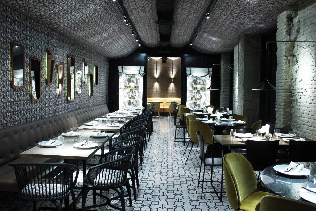 Random el restaurante que no te dejar indiferente - Random restaurante madrid ...