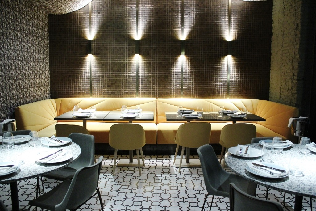 Reservado del restaurante RANDOM ©LAGASTRÓNOMA