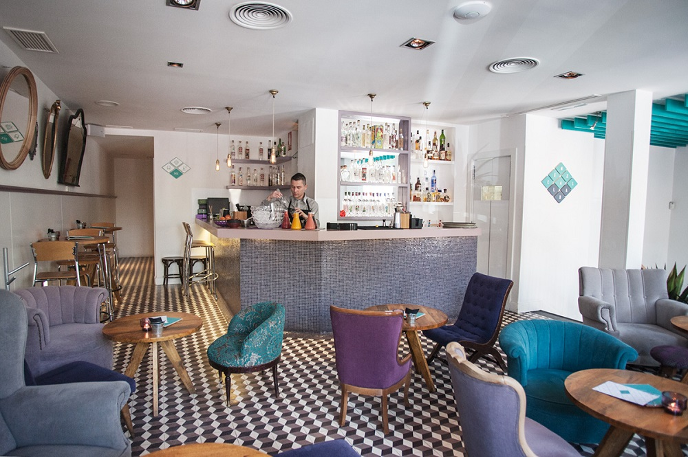 Mezcal Lab, el bar de Punto MX al que puedes ir sin reservar