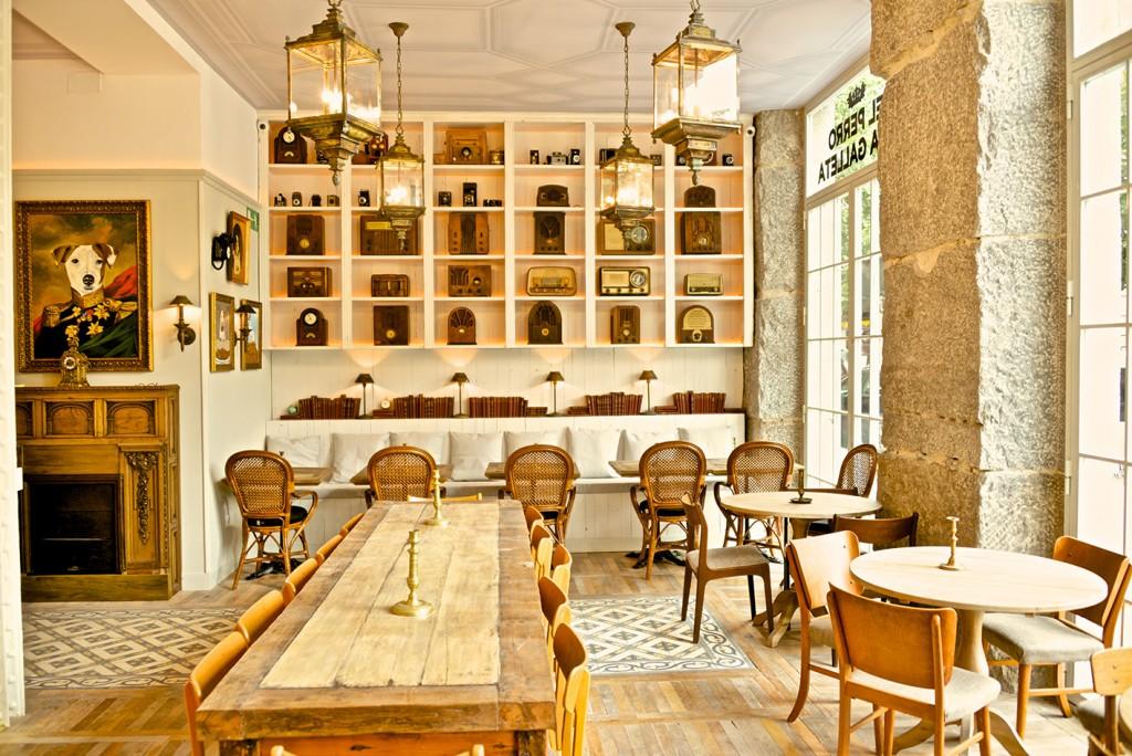 Restaurante El Perro y la Galleta