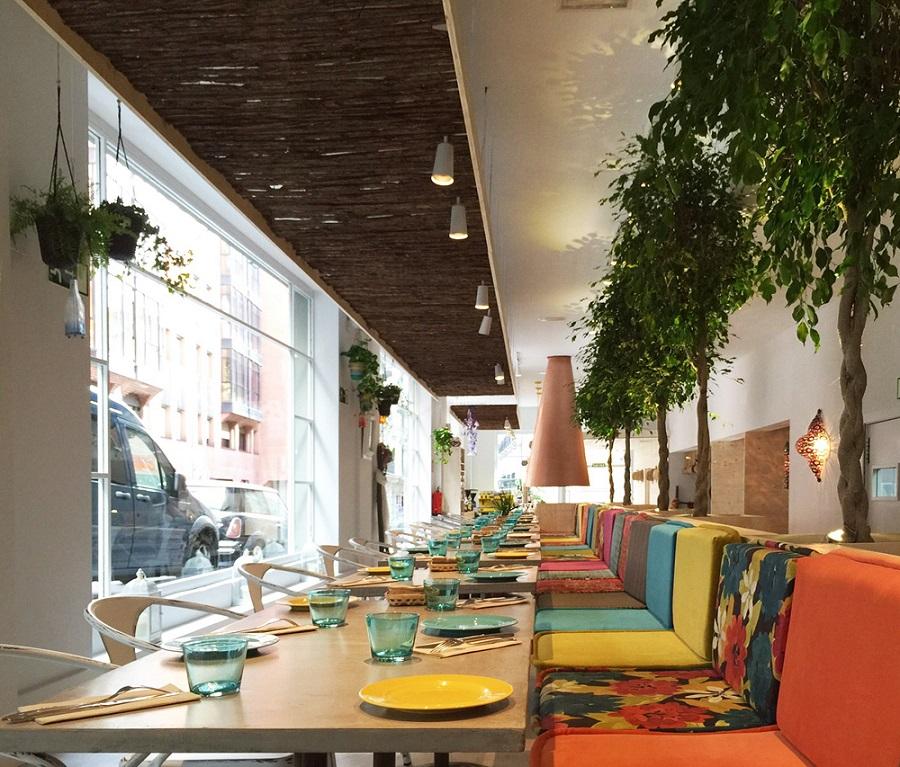 Boho Bar es un lugar ideal para visitar con una amiga sin mirar el reloj
