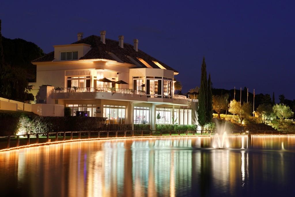 Restaurante El Lago de Marbella