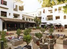 En la Plaza Village de Puente Romano se ubica su oferta gastronómica