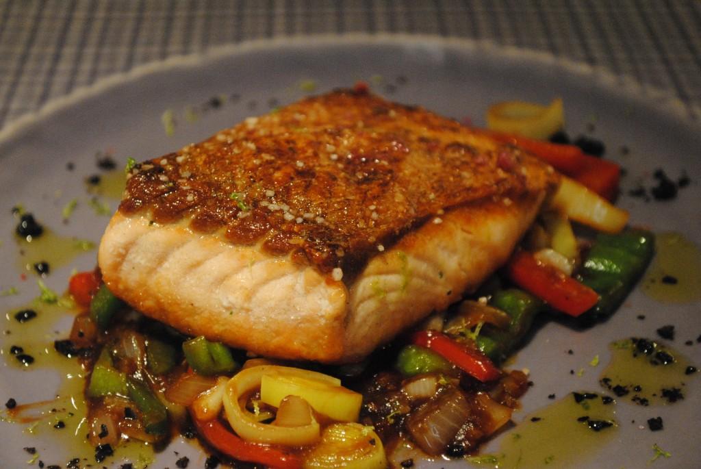 Merluza. Restaurante Tomé & Lucas
