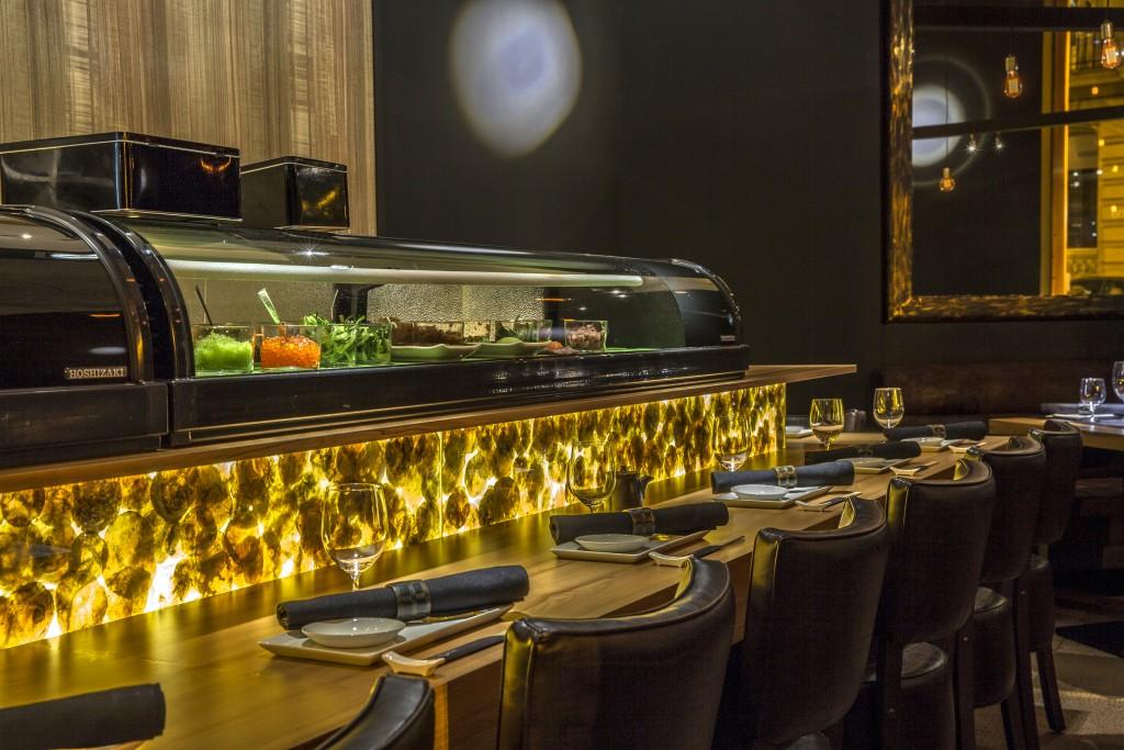 El restaurante Enso Sushi aspira a convertirse en un referente de la mejor gastronomía japonesa de Madrid