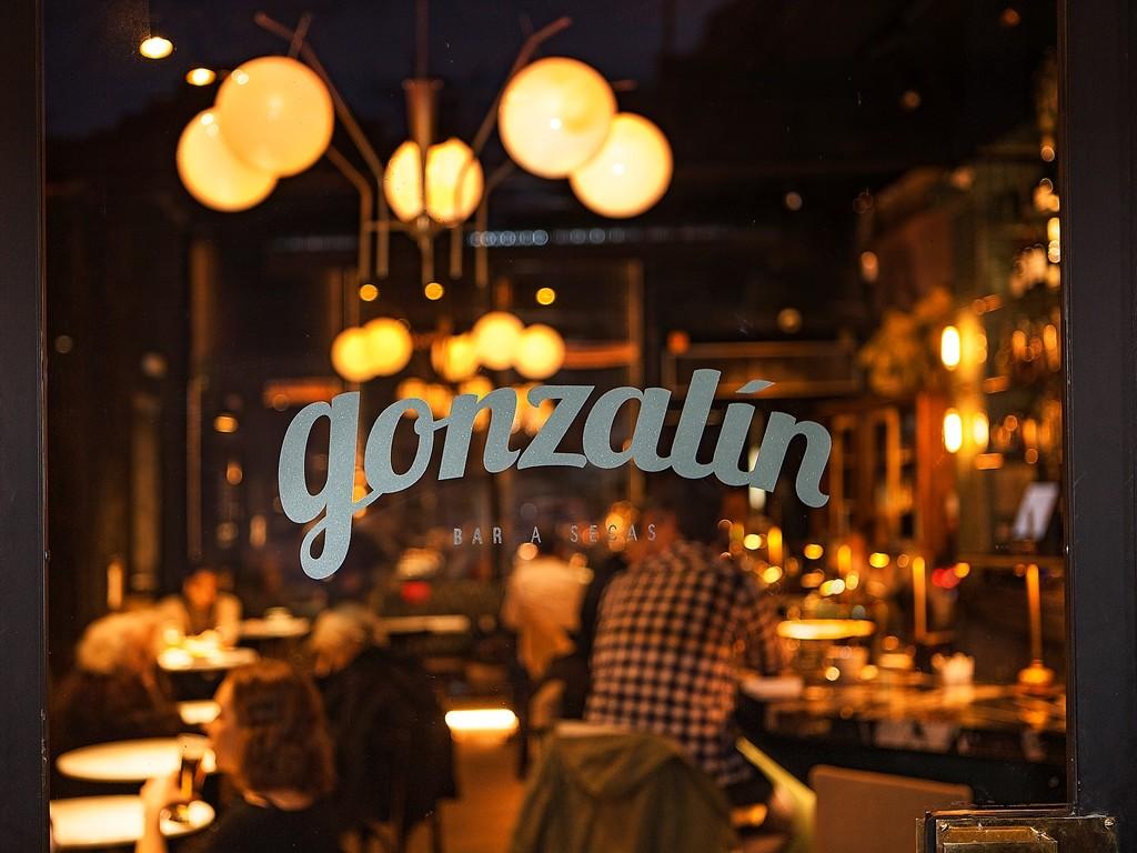 """Gonzalín, el bar """"a secas"""""""