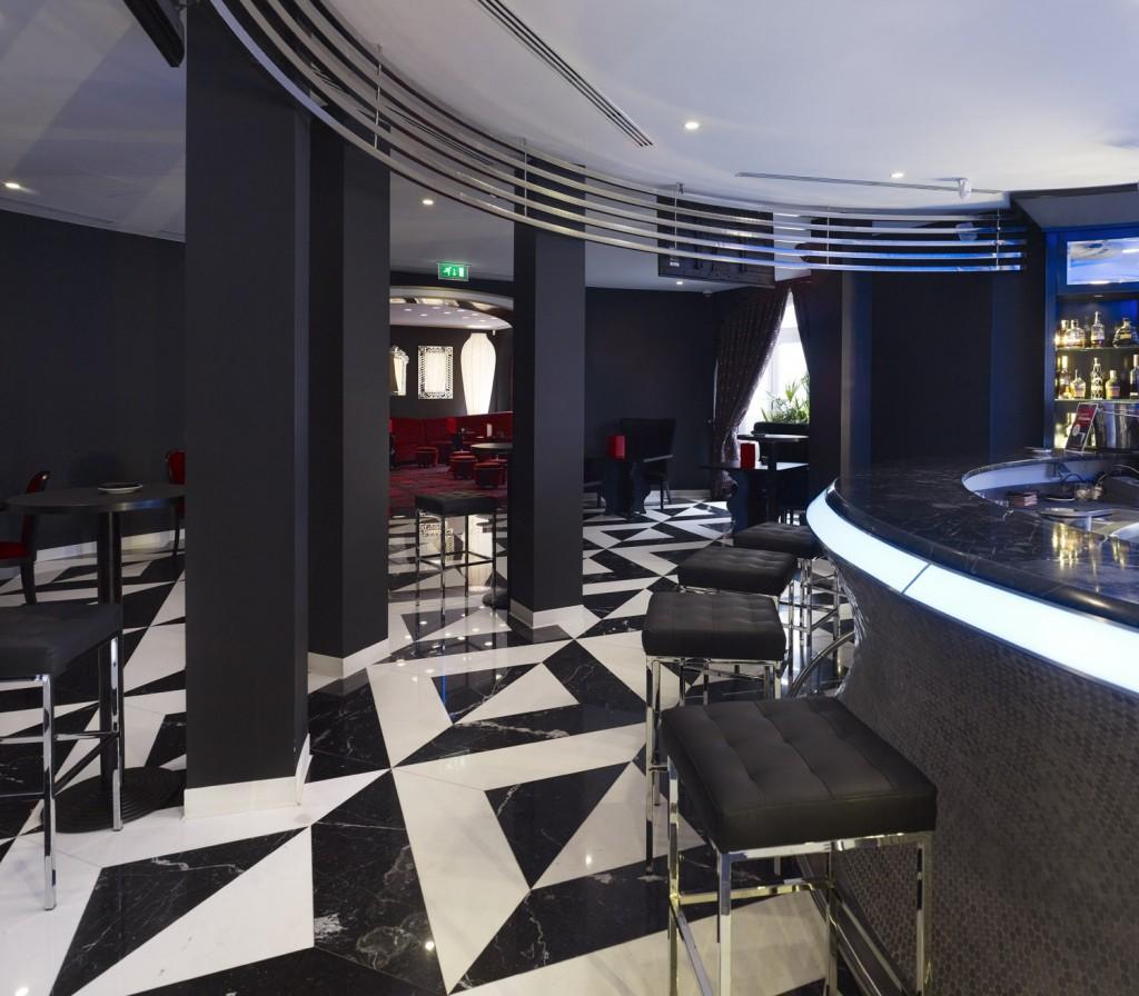 V Corner, el bar del Casino Gran Vía