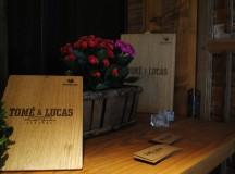 Entrada del Restaurante Tomé & Lucas