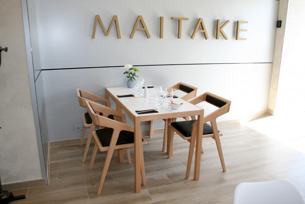 MAITAKE, el nuevo japonés del barrio de Salamanca