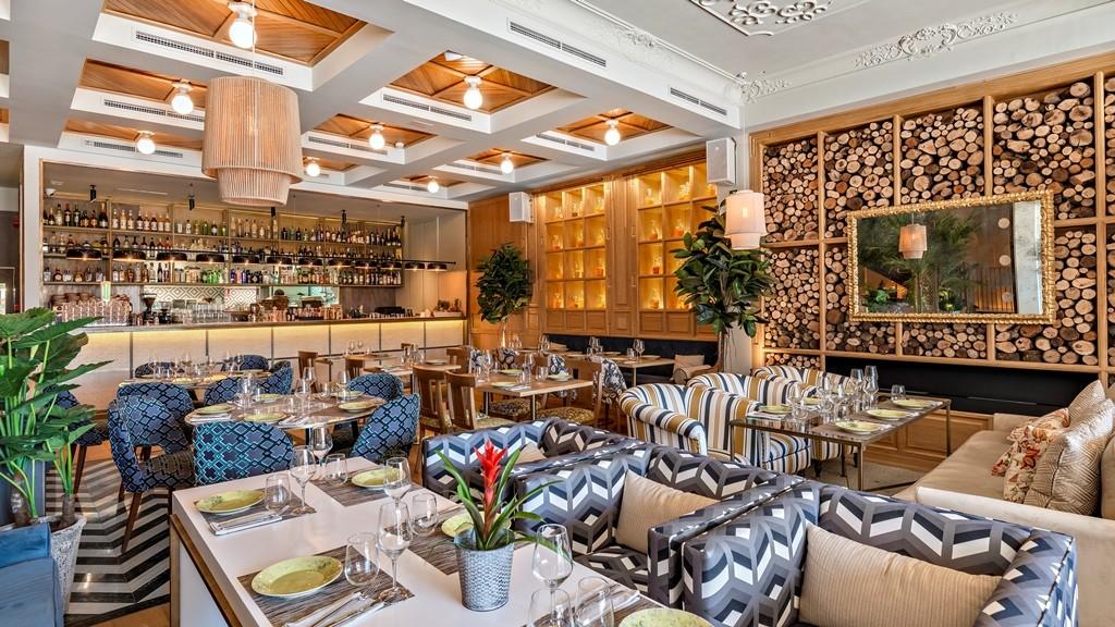 La propuesta gastronómica de HABANERA es una evolución respecto a otros restaurante del Grupo LARRUMBA