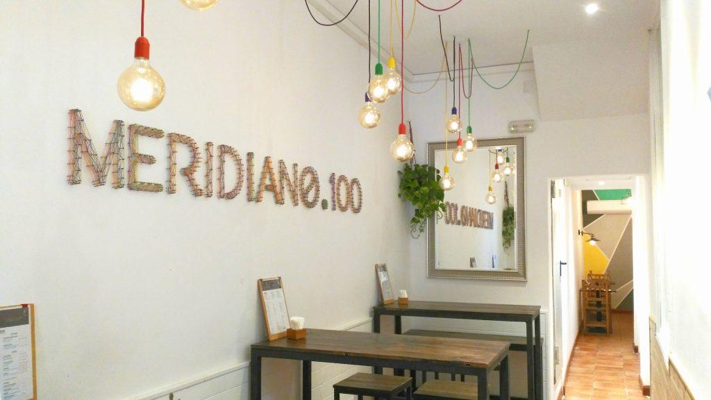 Interior de Meridiano 100