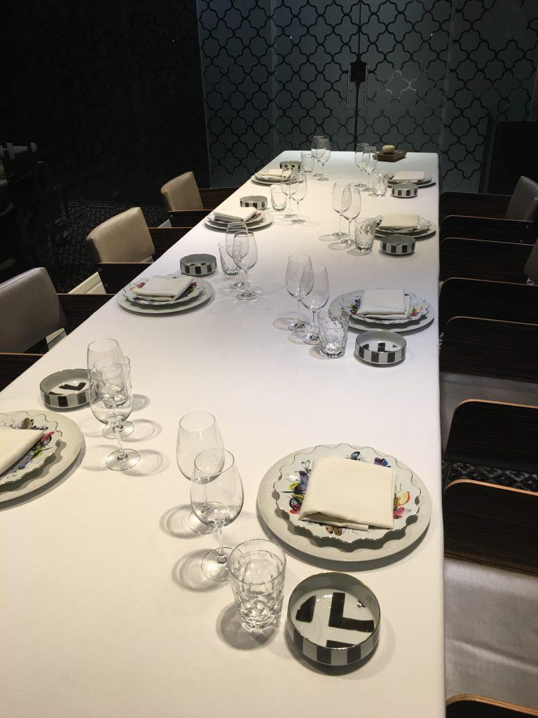 El espacio privado de Ramón Freixa en el Hotel Único