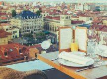 La terraza de NIMÚ AZOTEA es de las mejores de León