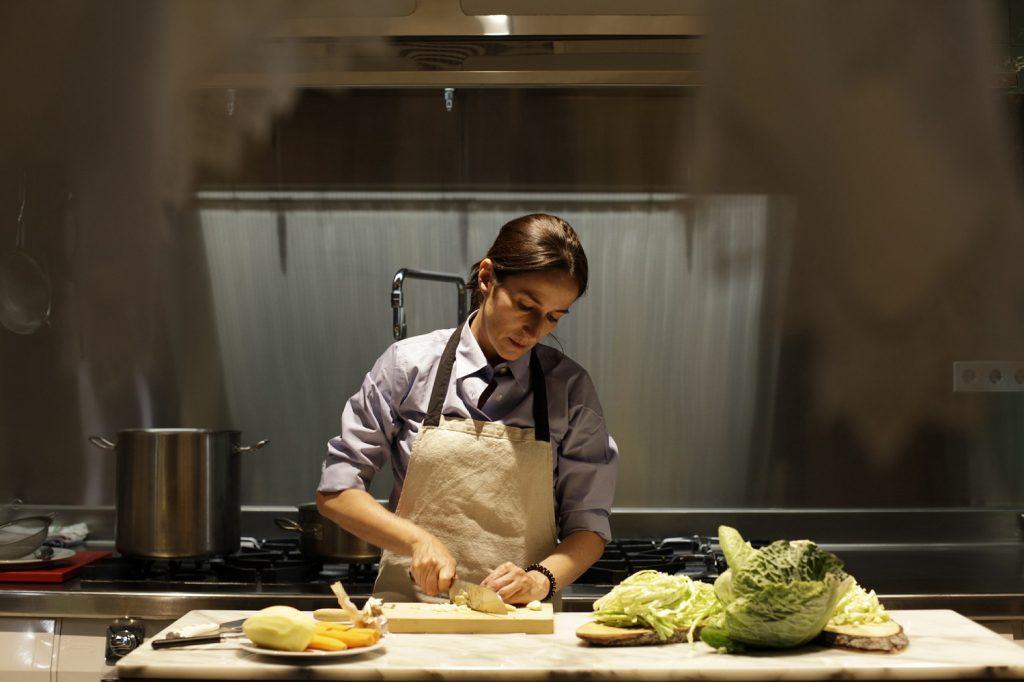 El cocido de Carmen se prepara durante horas