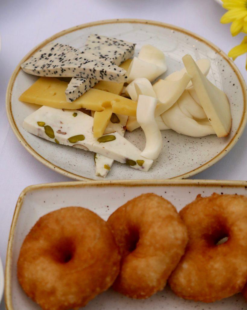 En Turquía hay aún más variedades de queso que en Francia