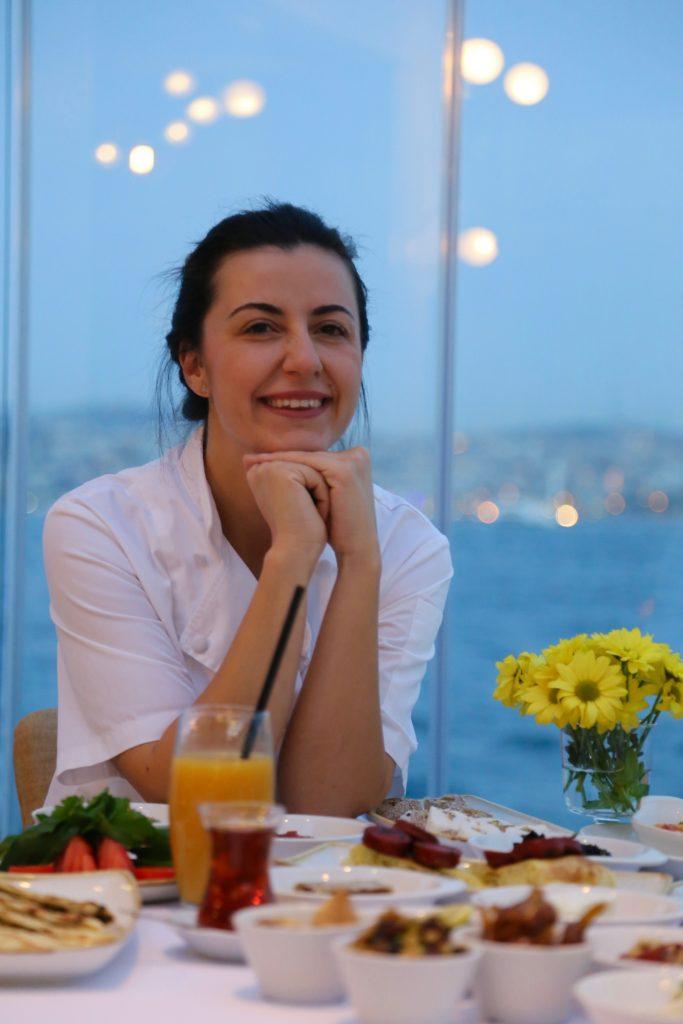 La chef Çigdem Coskun